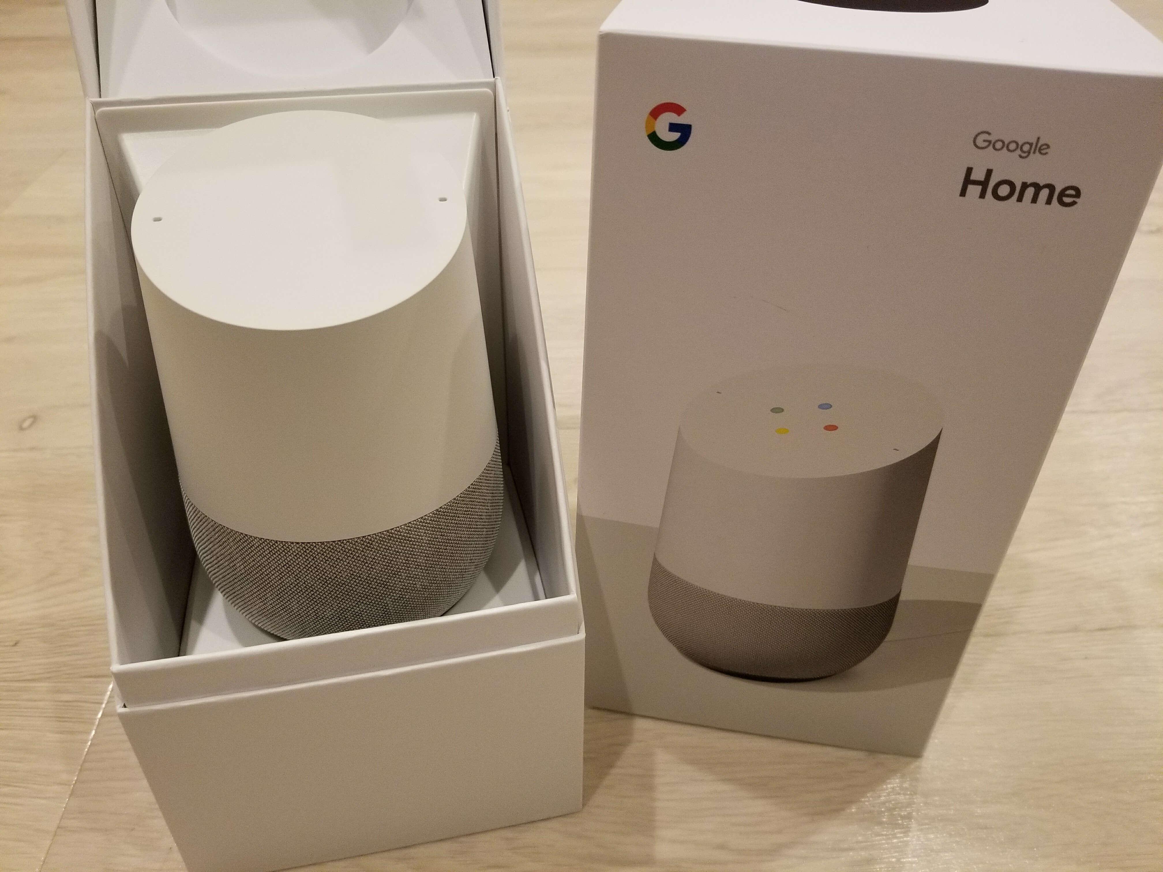 スマートスピーカーがついに日本上陸!「Google Home」を購入してみました