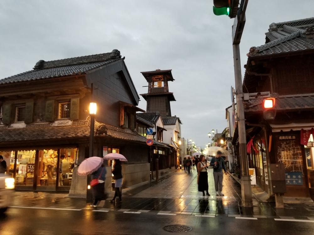 蔵の街、情緒ある小江戸、埼玉「川越」巡り